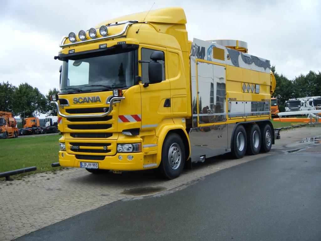 Johny Birkeland Transport 11443900 Canalmaster F170 KGT Scania R580 Bilde 4