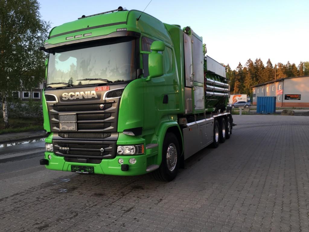Vakumkjempen Nord Norge M3576  DISAB CENTURION P30 8 01160461558