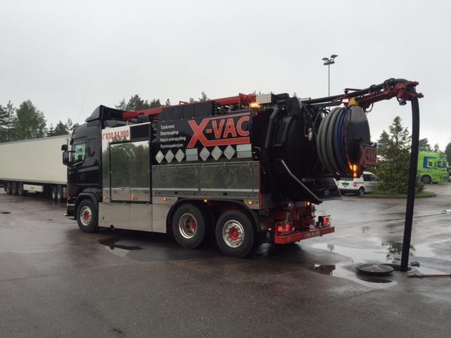 X-vac 11541600 Vacumaster F 130 KGH 1